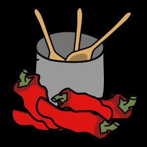 Icon Kochen